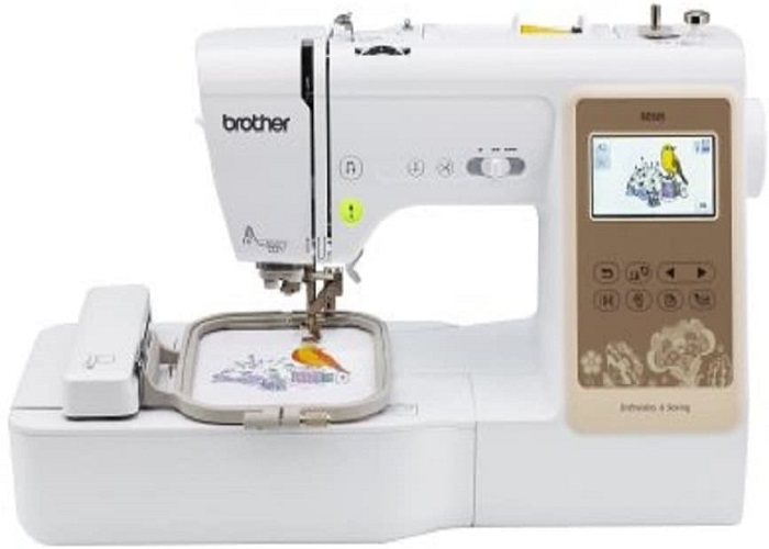 Brother SE625 Combination Computerized Sewing and 4x4 Embroidery Machine: