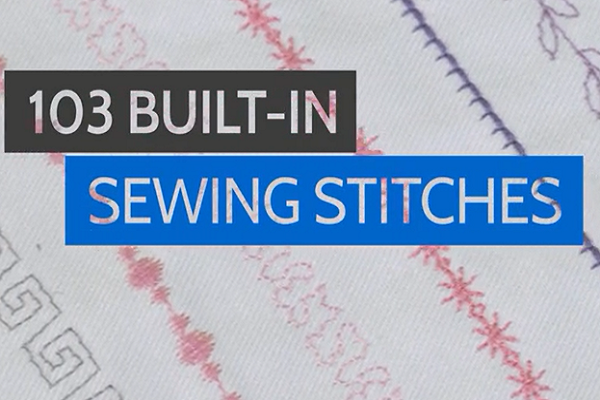 Fear image of 103 Built in sewing stitches