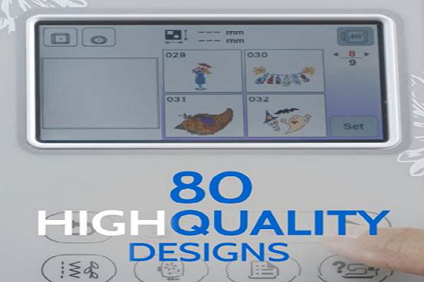 Feature image of 80 high quality design setting display