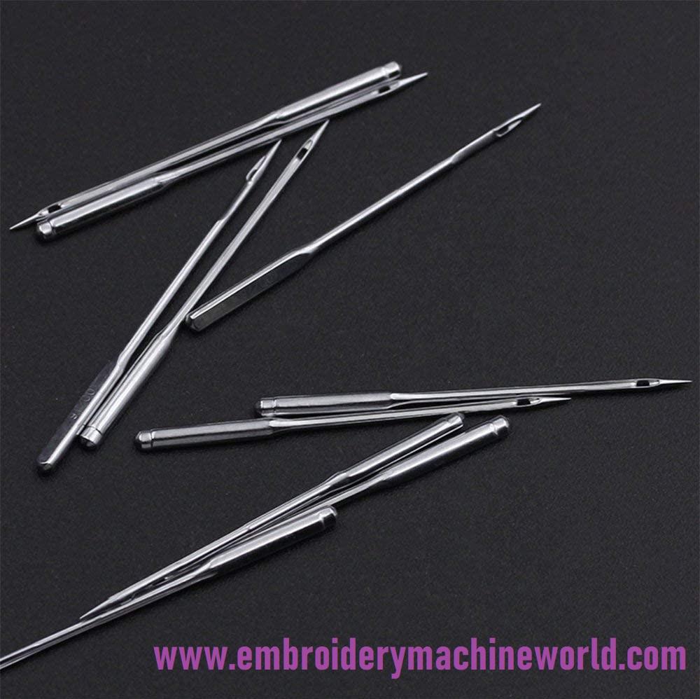 Choose embroidery machine needle