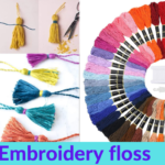 What is Embroidery floss