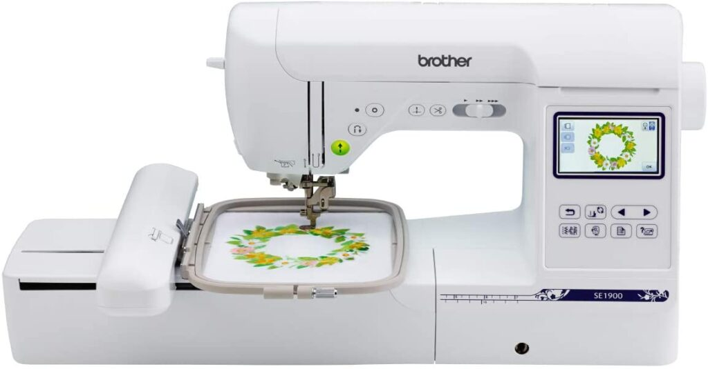 Brother SE1900 Sewing and Embroidery Machine: