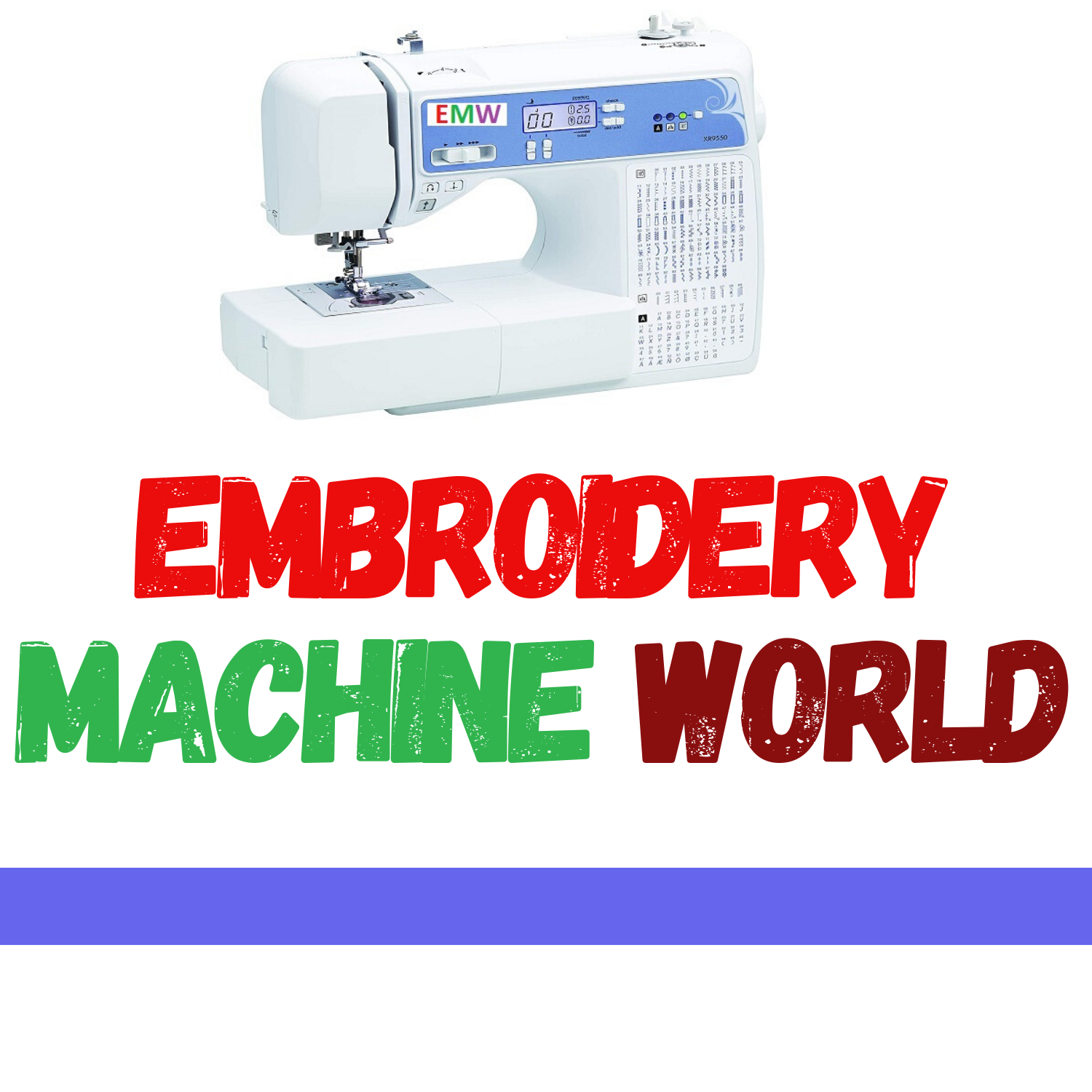 Embroidery Machine World
